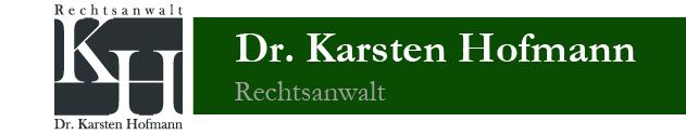 Dr. Karsten Hofmann